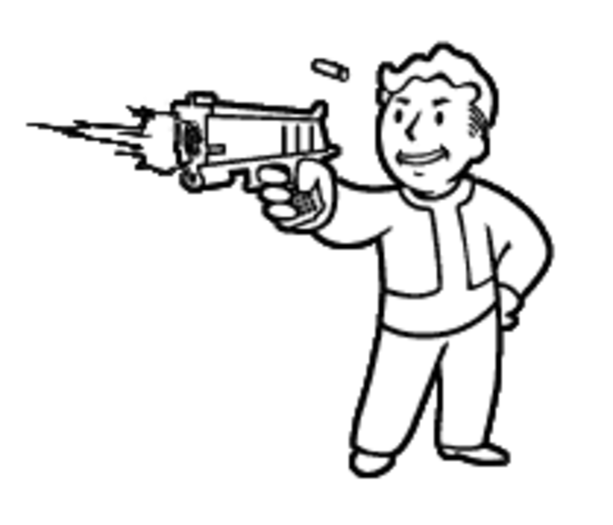 Fallout D&D WIP: Guns-How do they work?. Well its been a while. I posted here a long time ago asking for people's opinions on a Robot race for a custom Fallout