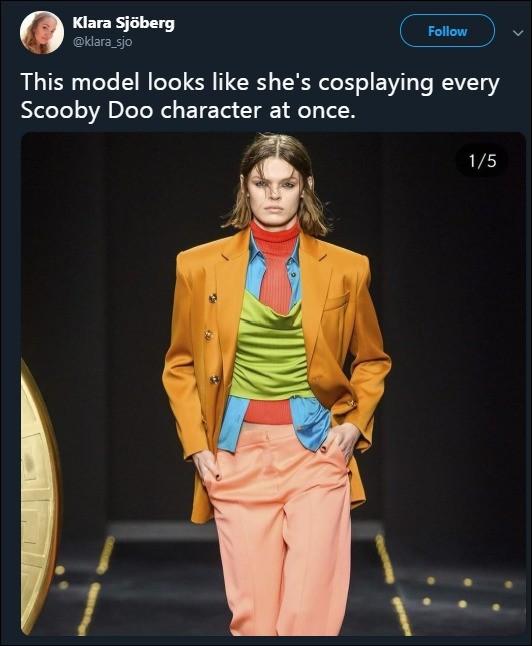 Fashion. .. New villain for JoJo leaked