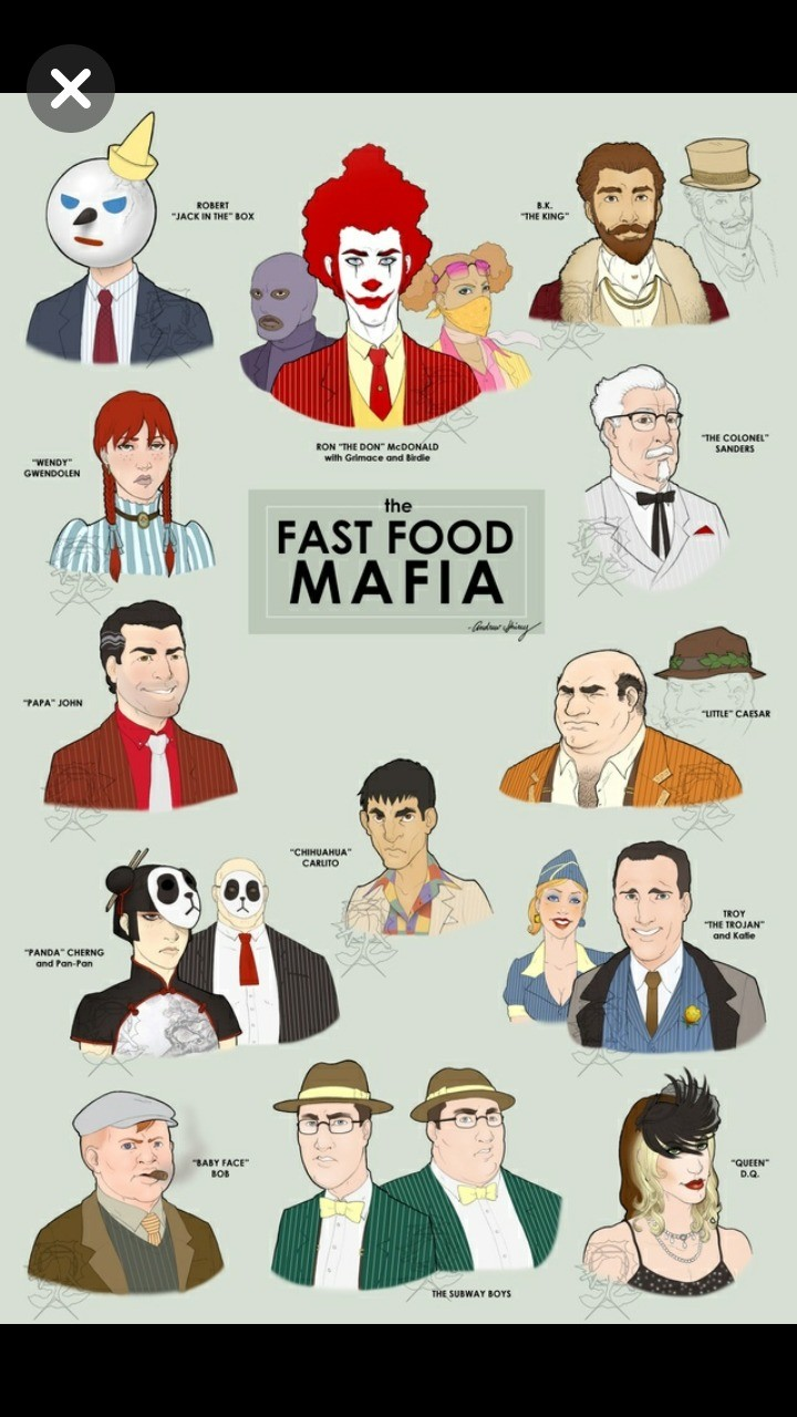 Fast food mafia. .. The subway boys run an underground underage prostitution ring.