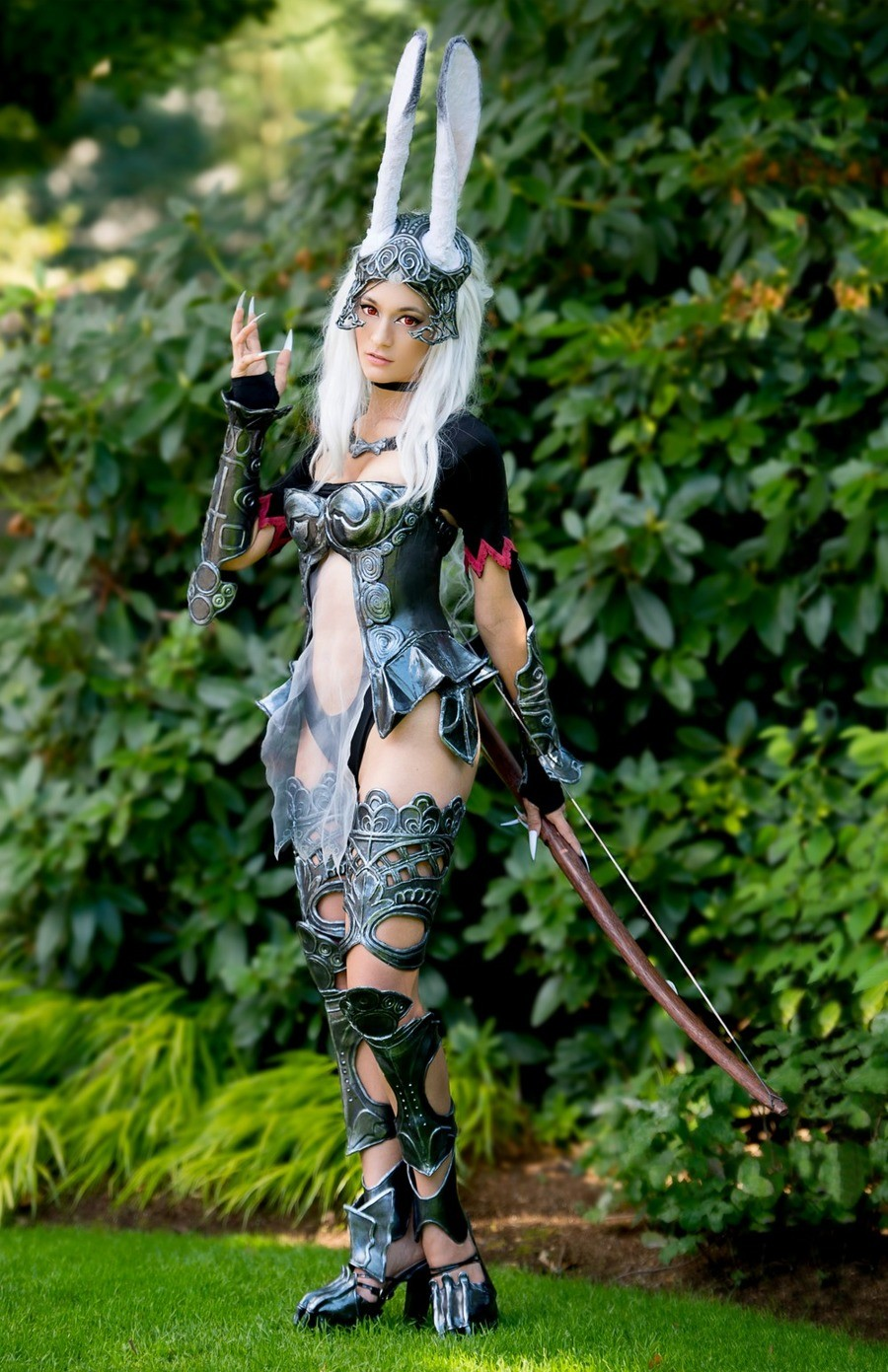 Fran Cosplay. join list: VidyaGameStuff (85 subs)Mention History.. Why do I get the feeling this woman is in her 50's.