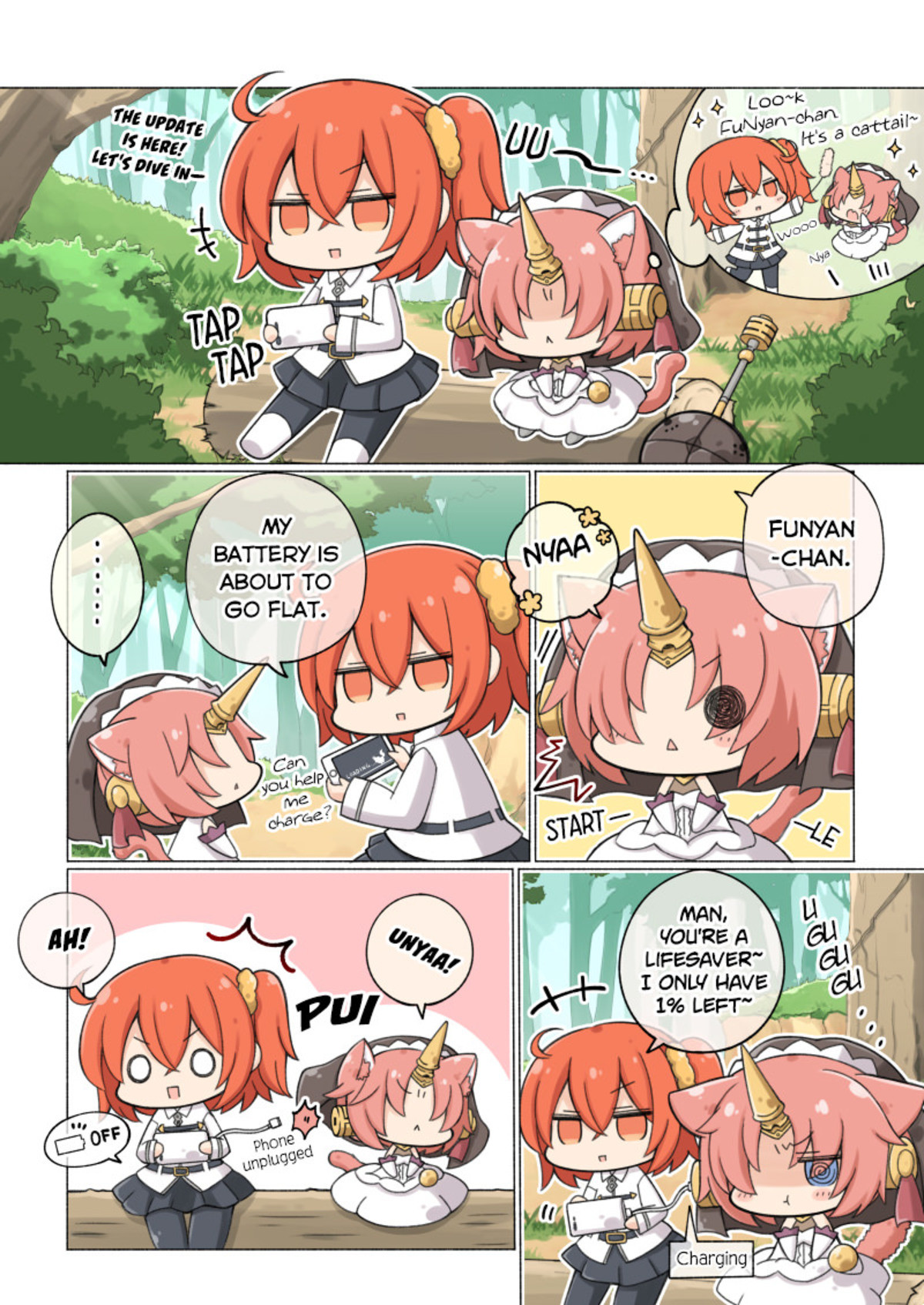 FranBattery. Source tledcomic/ https://twitter.com/nejikirio/status/992365673144770560?s=19 join list: Fate (416 subs)Mention History join list:. You deserve this for not playing with the Fran