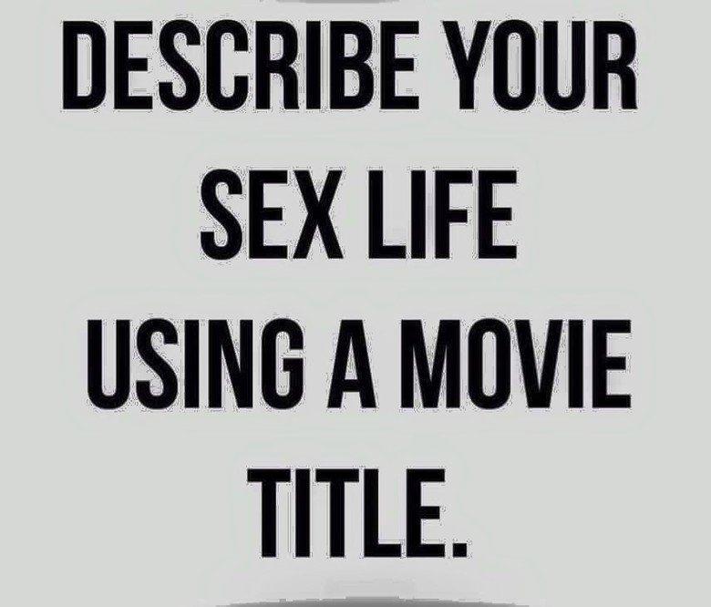 Full Metal Jacket. Toy Story, Blazing Saddles, Blackhawk Down LMAO! I'm high lol..