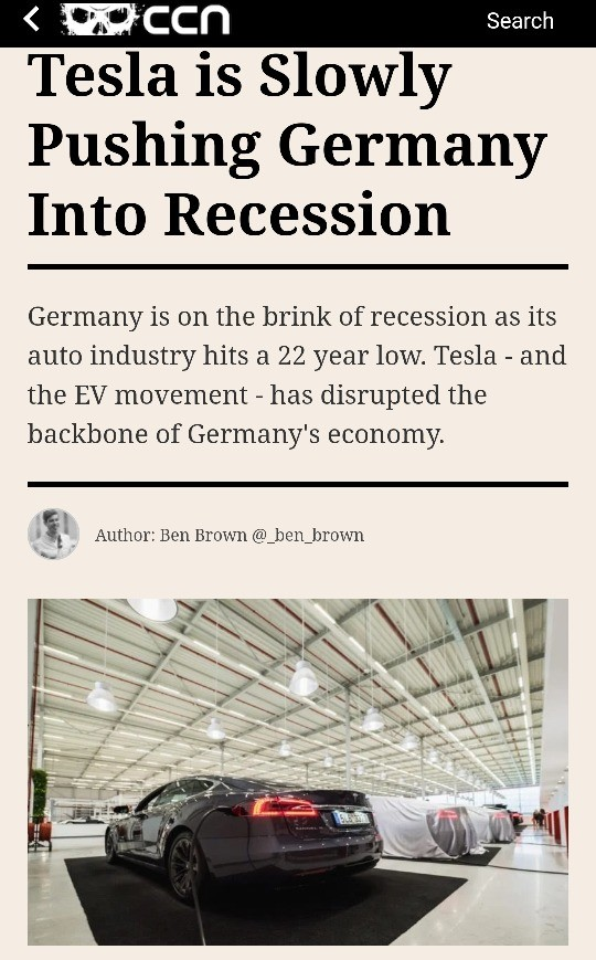 >Germany. .. So not the million brownskins they imported then?