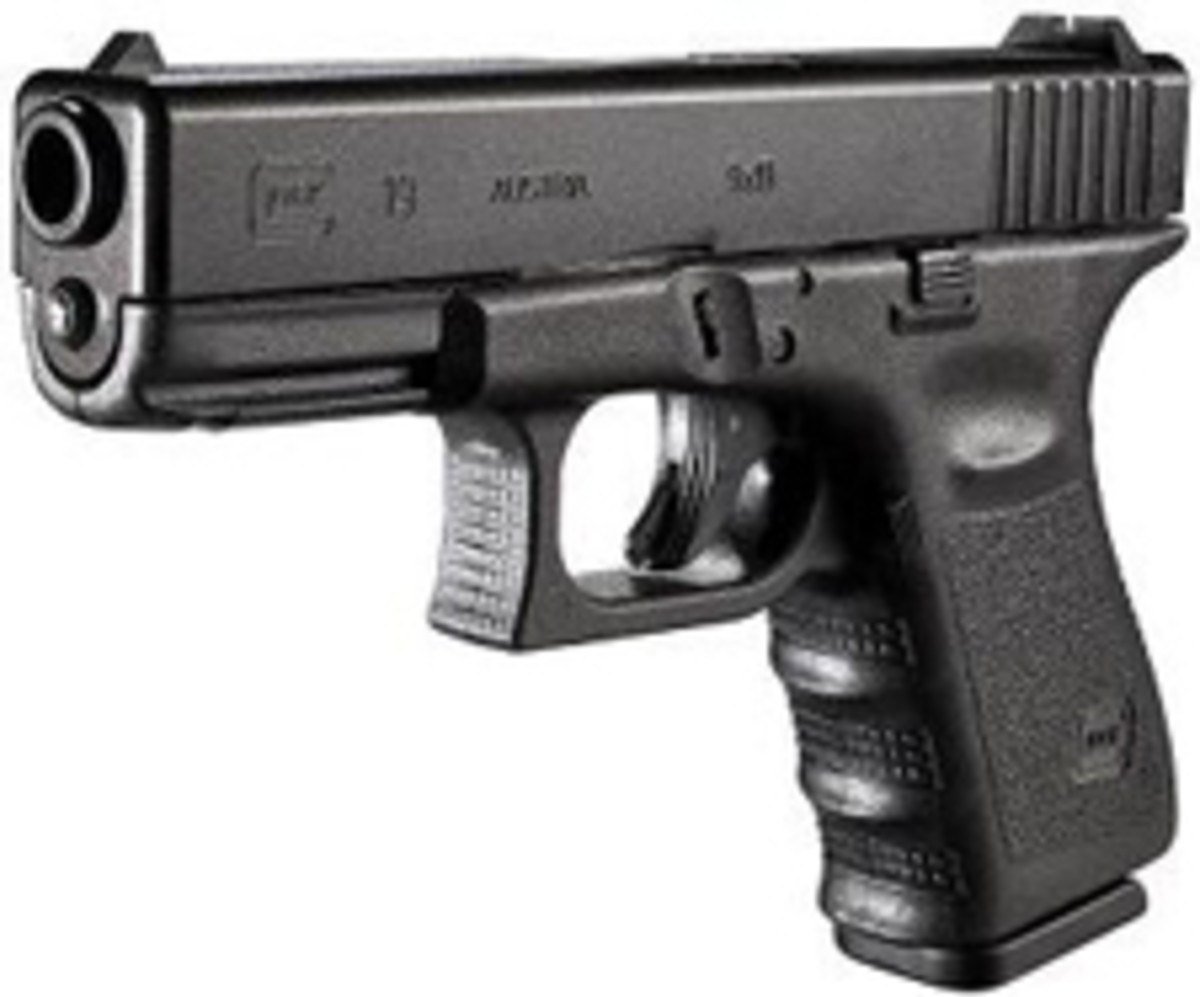 Glock 19. Thinking of getting a glock 19 as my concealed carry weapon. Think that's good enough?.. Most basic bitch gun there is.