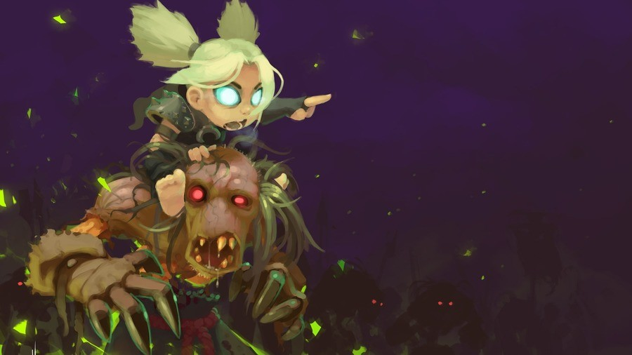 Gnome Deathkht 1920x1080. I couldn't find the original post here, but I found the image in this channel. Decided to crop it for desktop wallpaper, decided it to