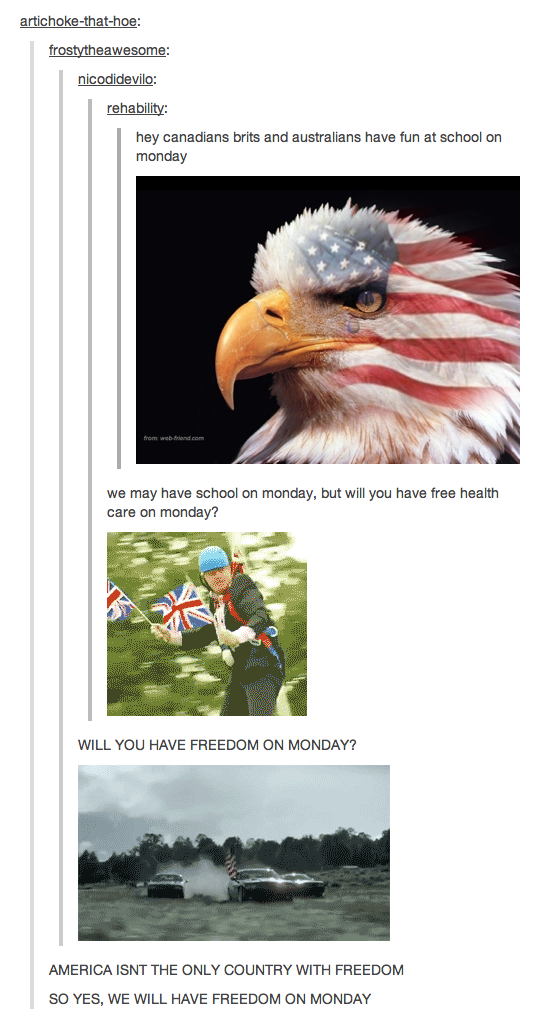 Happy Memorial Day!. . hey Canadians urns and australians have fun at school on mummy we may have school on mummy, but will you have free health care on mummy?