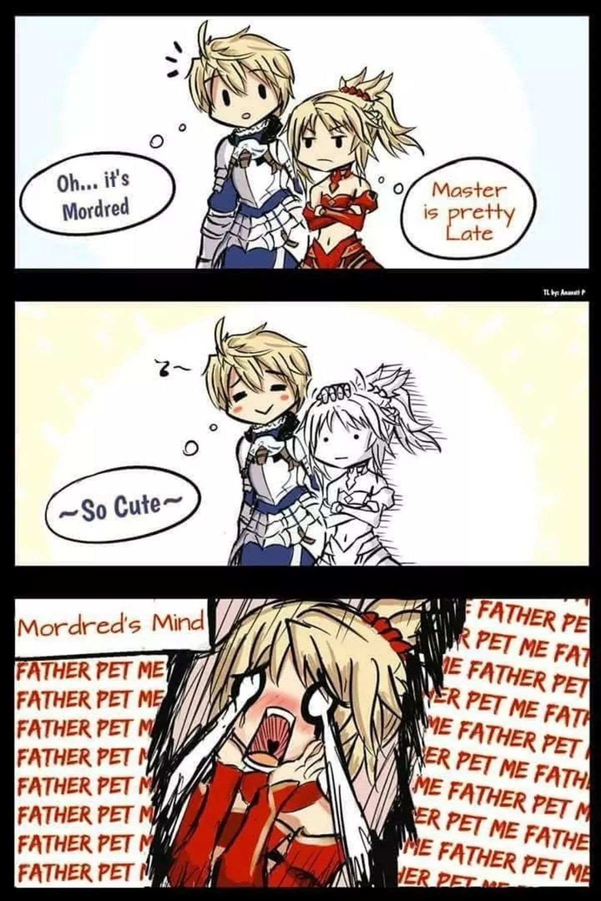 Harder Daddy. join list: TomboyThots (1803 subs)Mention History join list:. that's wholesome as join list: PagansOfTheHeadpatsMention History
