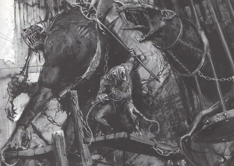HELL PIT (2/7). .. Skaven are great great!!!