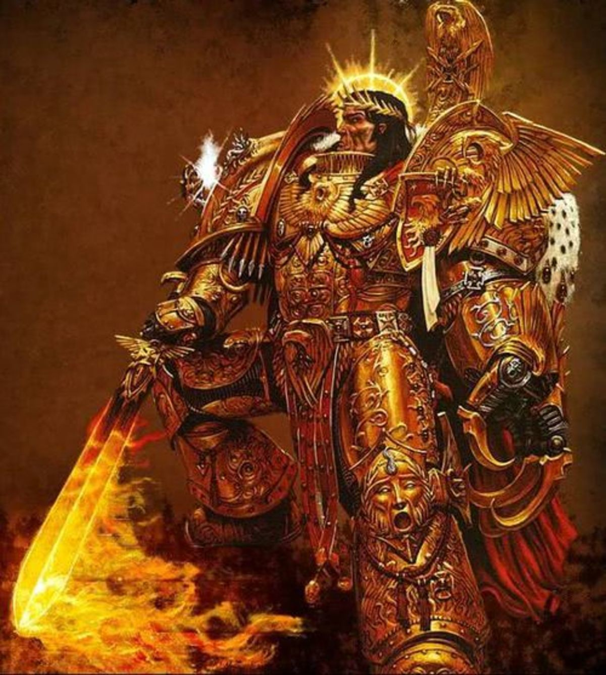 help.. so i know this guy is the emperor but how is this game actually played? ive seen thousands of stories and fan arts but no posts on the actual rules or ev