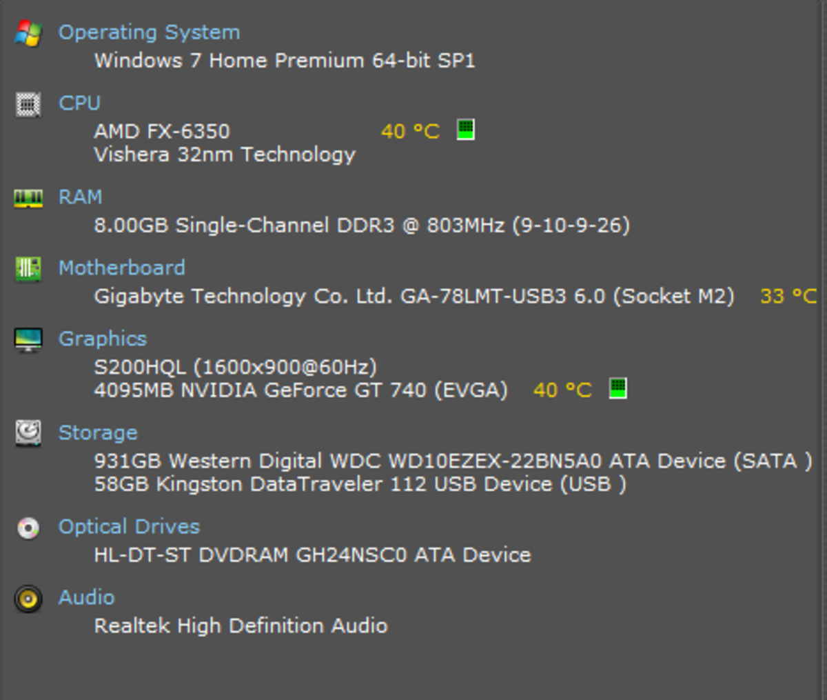 Help with computer. Closest I can find to a channel for help with gaming PC. So I currently have a GeForce GT 740, but have bought a ASUS Radeon R7 260x. Am I u