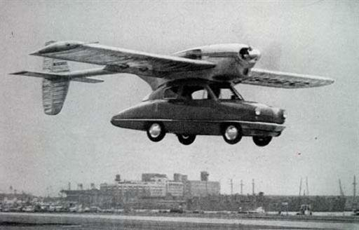 Here you go. Here is your flying car... when pigs fly XD jk thumb for you