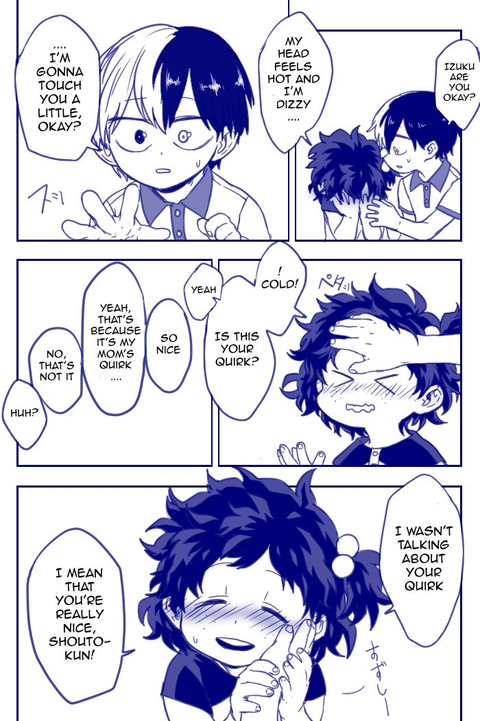 Heroic Adorable AU. Just a cute little AU here. join list: LovelyLadyDeku (106 subs)Mention History join list:. i liked this more when I didn't know it was girl deku