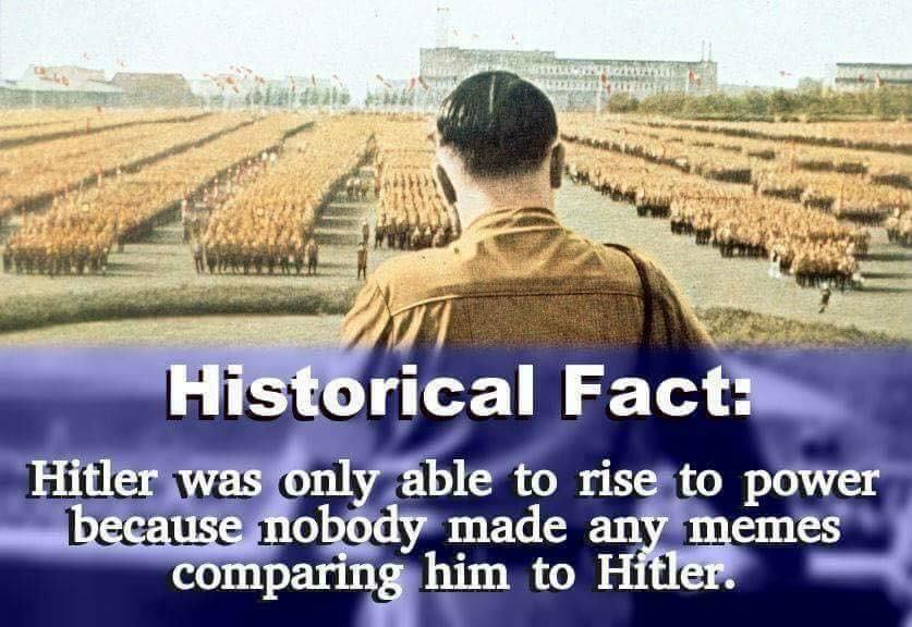Historical true fact!. . Falli' , r, recal Facts': Hitler (was fink table to rise to power made an . was 1. Hitler was literally Hitler