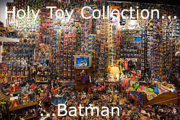 Holy Toy Collection Batman. As simple as that..... So. Much. Batman.