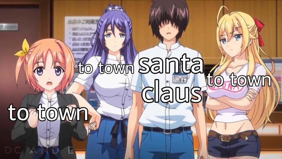 Hope ya'll ready for christmas.. .. Ohhhhh Santa Claus is coming to town