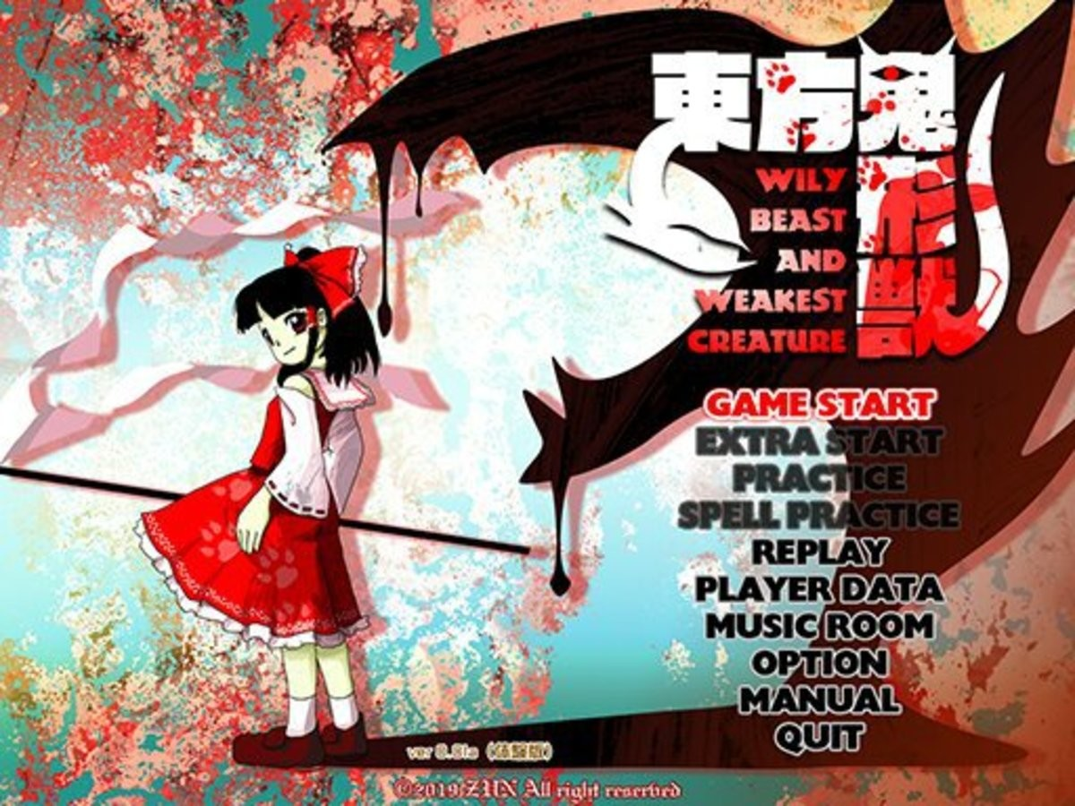 I need a 2hu expert. Is this real? Action is coming? Is Mima dead? For what I've heard a demo will be released in japan el Cirno de Mayo.. touhou 17: reimu kills some furries with their own powers