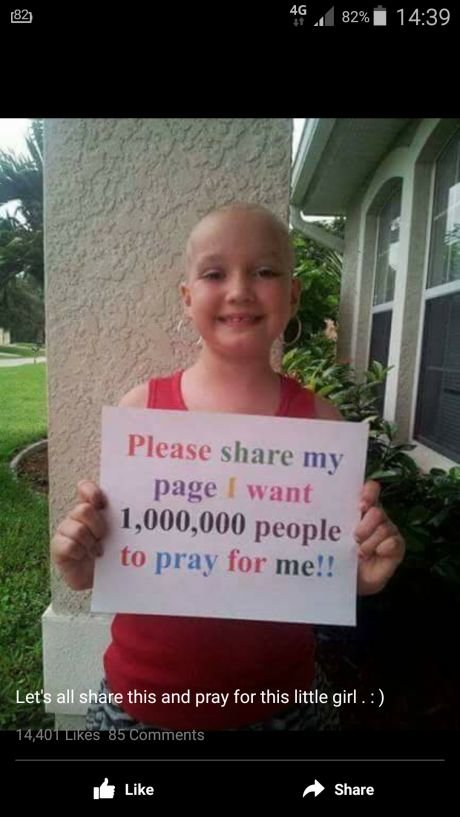 ing attention whore skinhead. . trim in nu! people Le we this and pray for this little girl., :) Like I' Share