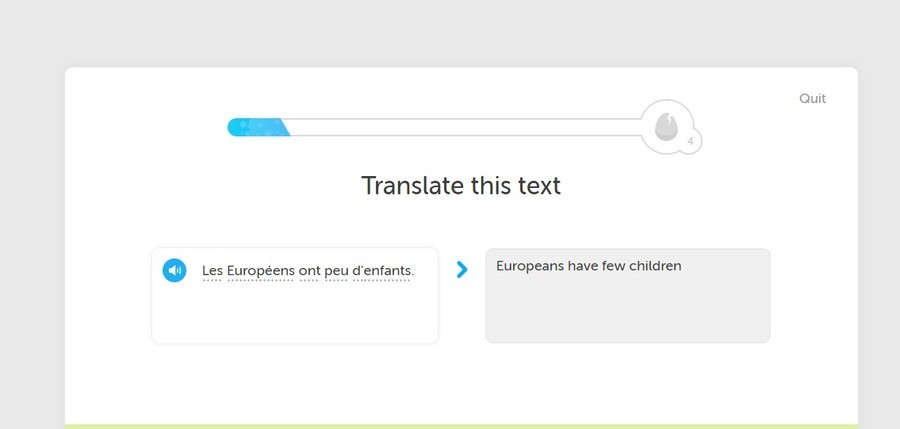 """Is Duolingo based?. So Duolingo keeps dropping scarily relevant language phrases........ this text. I can say """"White Genocide"""" in 23 different languages."""