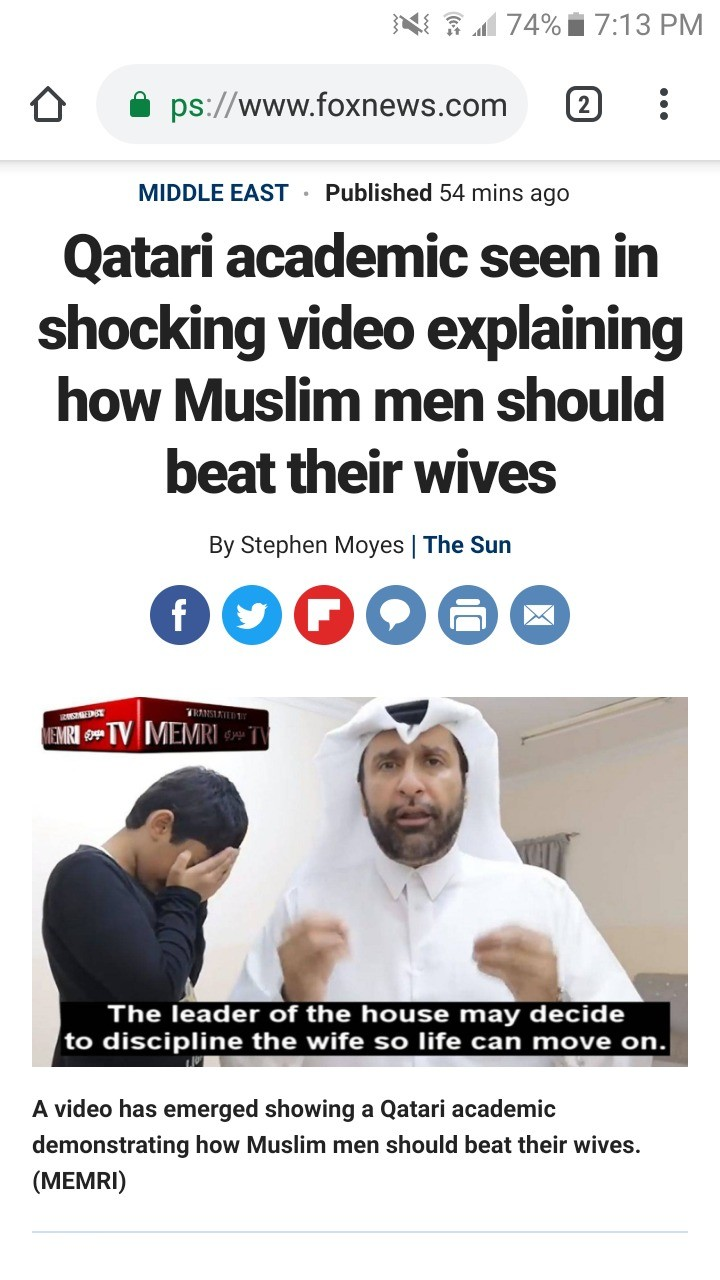 I've been beating my wife wrong. .. Its up, but he was showing a much more gently way to give the beating. Rather than punching or slapping her face or worse, he shows that a slight shake and a pr