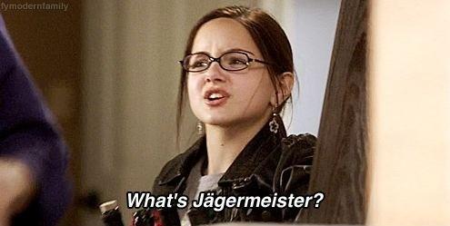 """Jagermeister"". ."