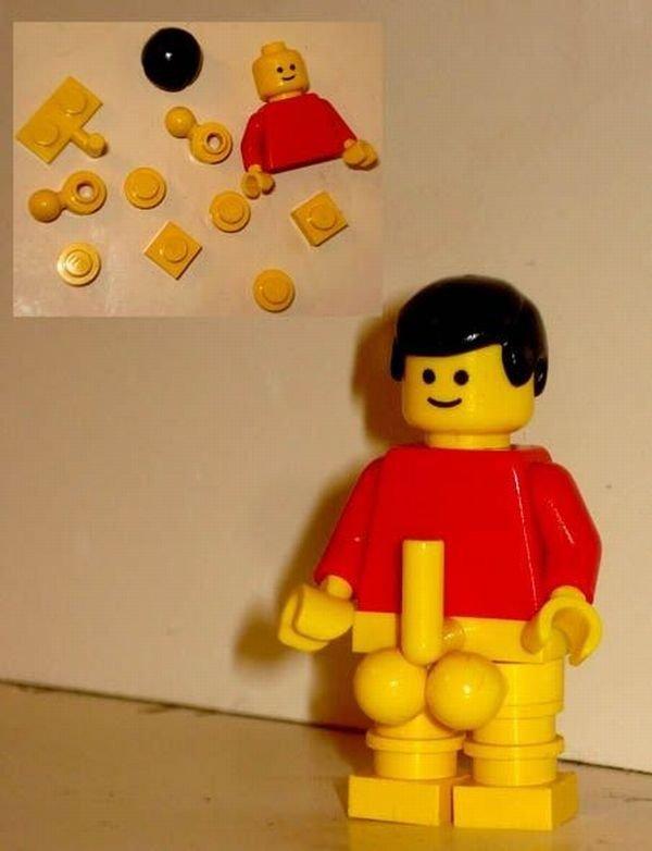 lego !. dear sweet jesus.. That's hawt