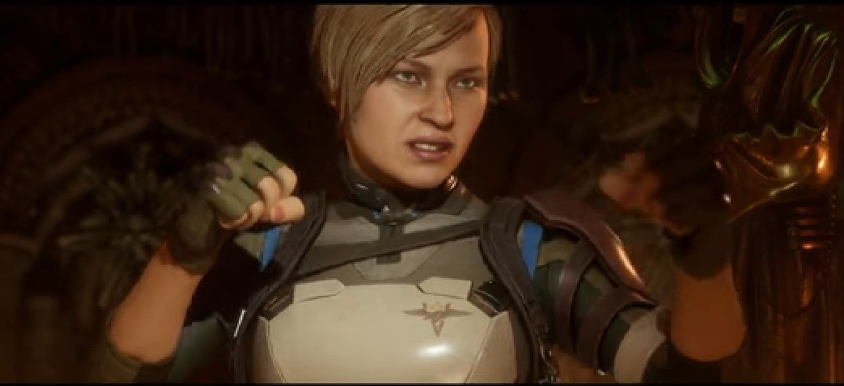 Look how they massacred my girl. MK11 is becoming less and less appealing.. Johnny's perfect. I can't really complain.
