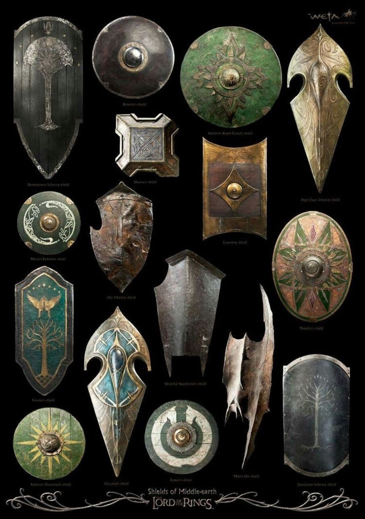 lotr. join list: neato (1241 subs)Mention History join list:. The best shield, it protected 2 hobbits at once