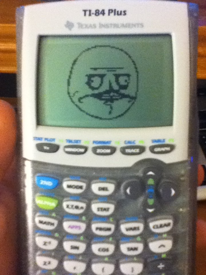 Me Gusta Calculator. I love this meme... what equations did u use?