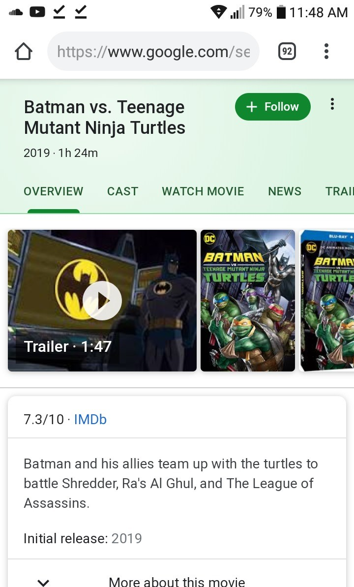 mOh MY ING GOD...WHAT!!!!!?!?!??!?. .. why is it batman vs turtles if its batman and turtles vs. league of assassins and the foot