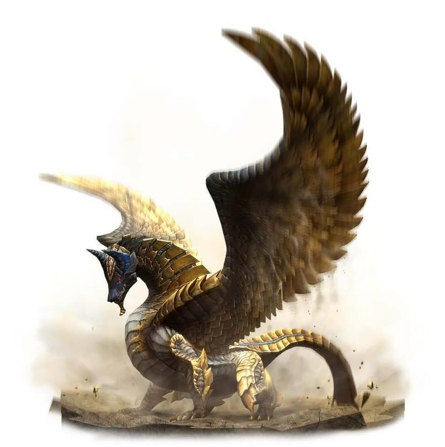 Monster Hunter New Elder Dragon. Short comp for today, but Capcom has announced a new monster being added to the Monster Hunter Franchise, the Nefu Garudo, the