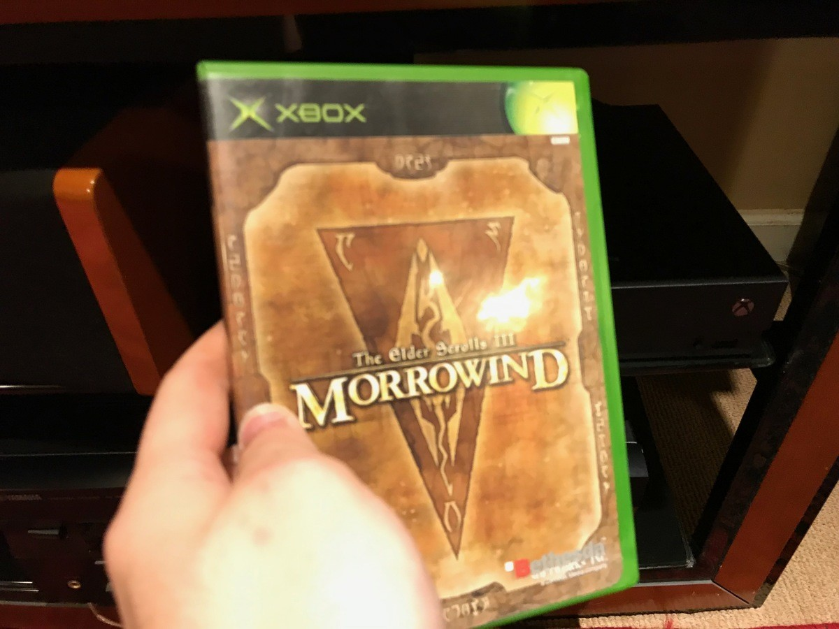 Morrowind for the first time. Just got a copy of Morrowind for the original Xbox. I have never played it before. What's some advice you would give me? Whats the