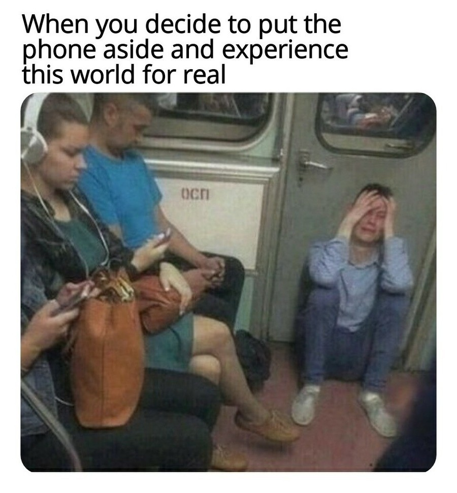 Must be NY. .. that's a bruh moment