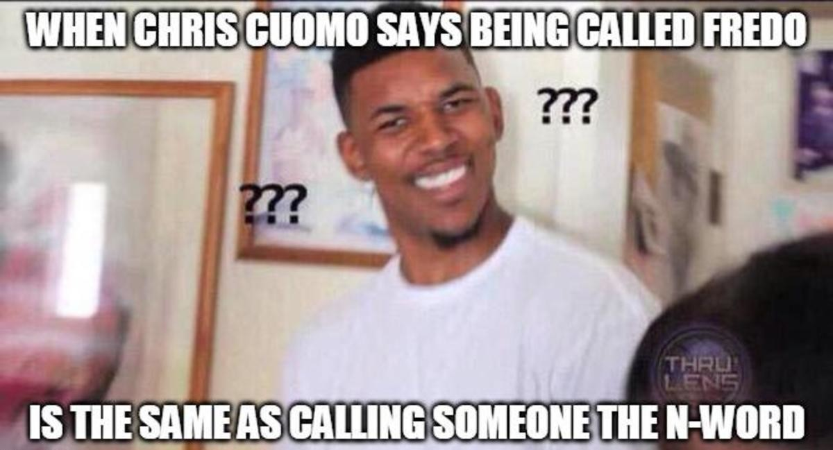 Image result for cuomo is fredo meme