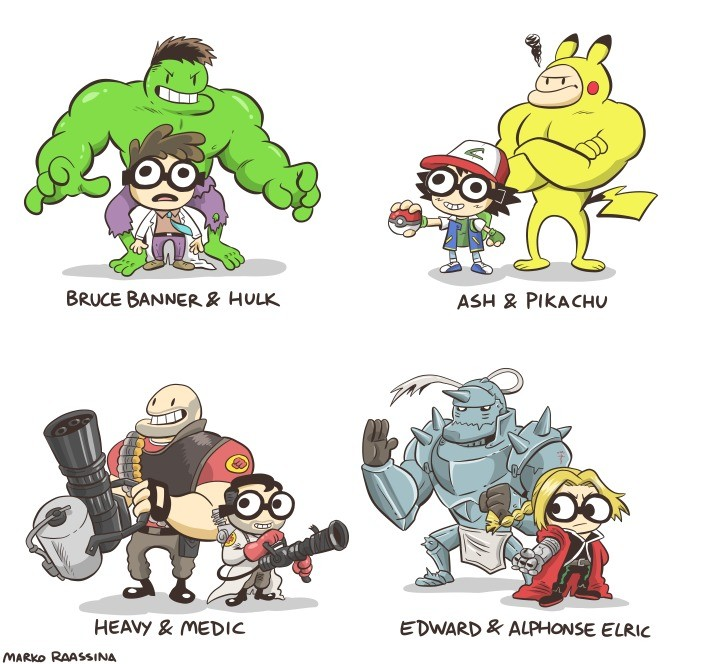 Nerd and Jock Costume Ideas. .. 4th one is top notch