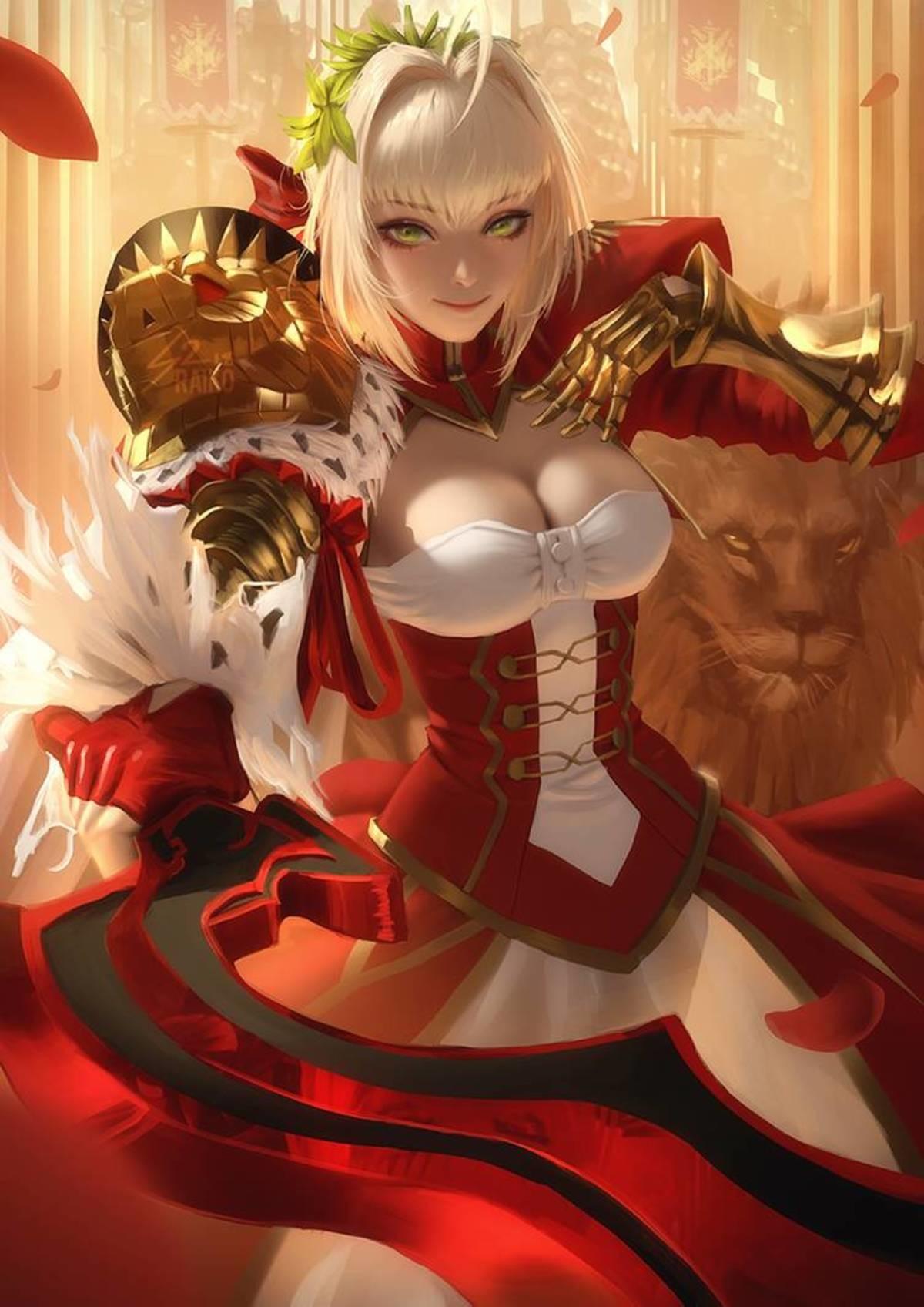 Nero Cladius. .. MY NERO!!! MY LOVELY NERO!!!