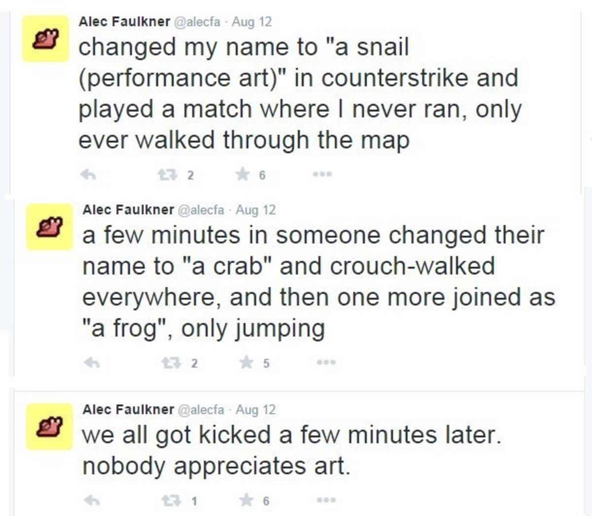 nervous efficient Frog. .. There's 5 people in competitive team, if the 3 of your are doing dumb you cannot be kicked. Unless he's talking about casual If so, then casualComment edited at