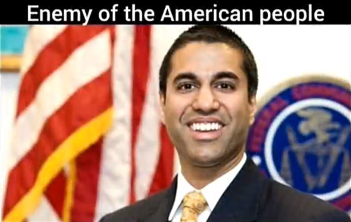 """Netneutrality. Pray to the gods old and new my comrades.. t'"""" of the American l, viiinuns; run WHATS comm:farell-,,vi/ crying; ''') legislation to overturn the"""