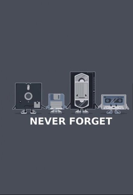 """Never Forget. . NEVER """". used to sell my buddy andrew porn pics on the good old 1.4 mb floppys for 10 bucs a pop"""