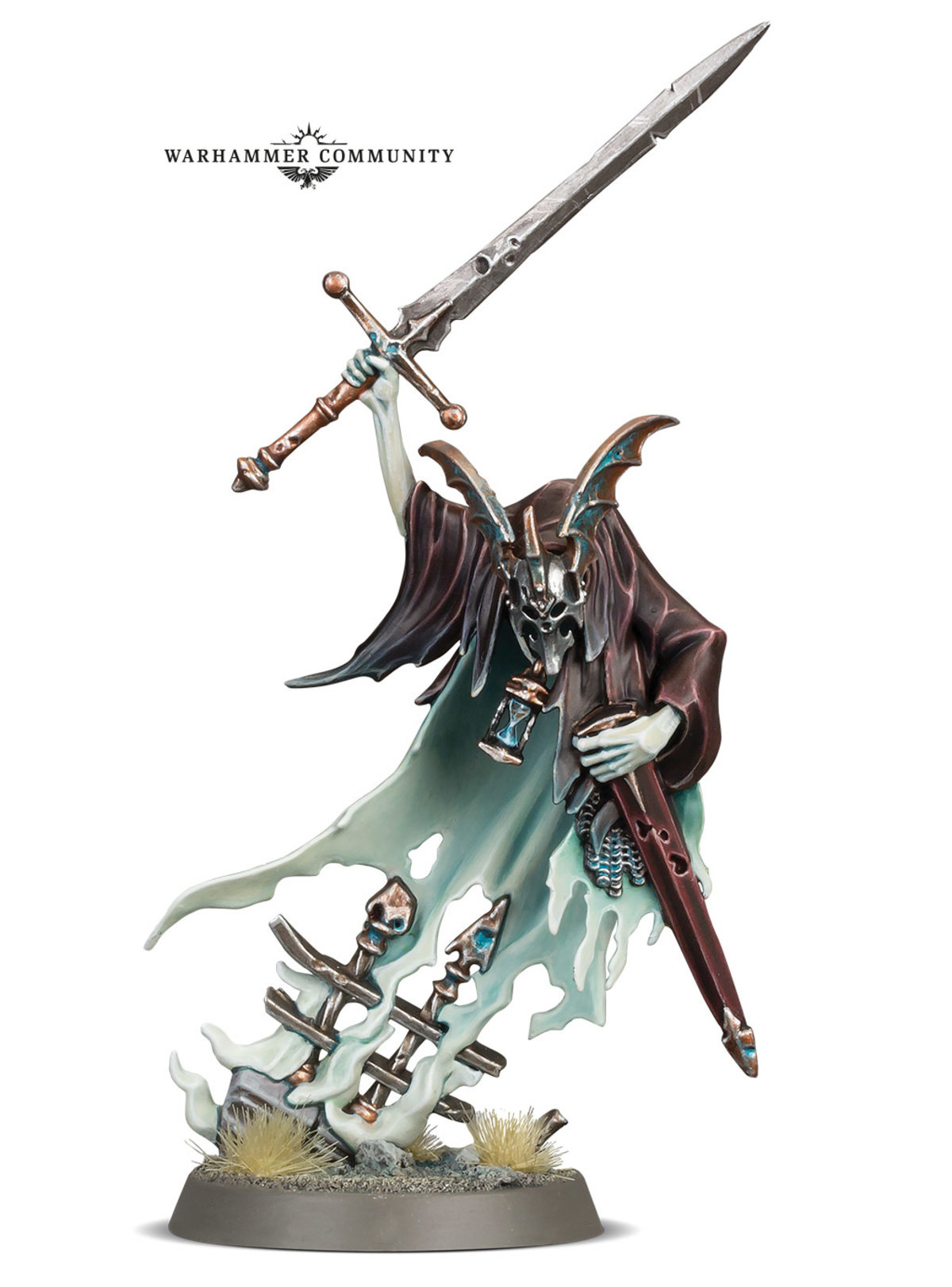 New Death Models. . WARHAMMER COMMUNITY. Tomb Kings are gonna be rereleased, as a stormcast subfaction.
