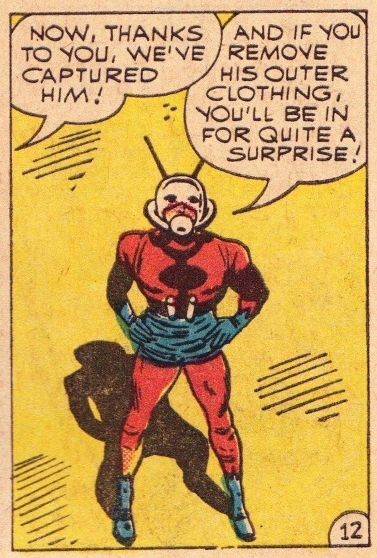 No Context Ant Man. .