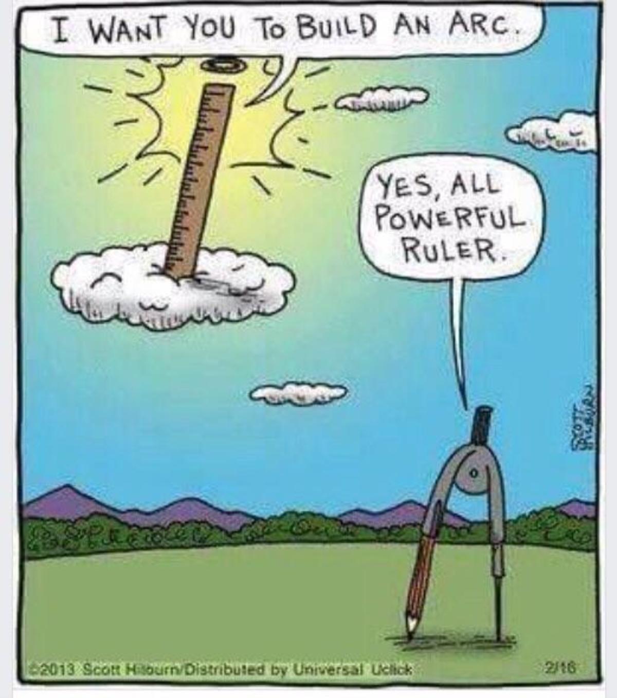 Noah's Arc. .. How precise?