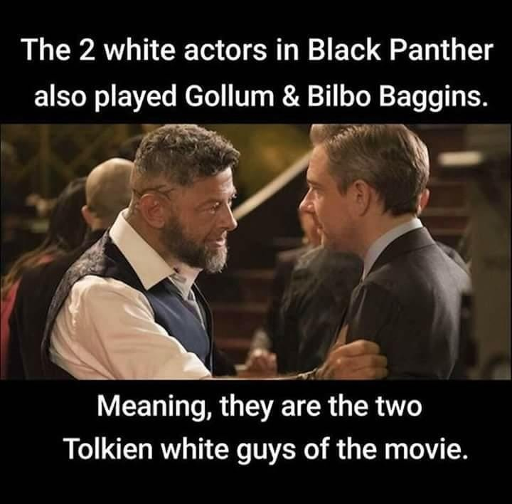 oh. join list: MarvelStuff (211 subs)Mention History.. > movie set in Africa > Villain is played by a white South African Do people know apartheid ended 25 years ago?
