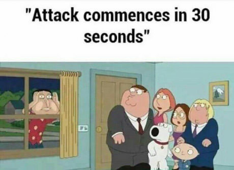 "overwatch. . Attack commences in 30 seconds"". >overwatch >Not furiously shooting the room Environment Do you even play the game?"