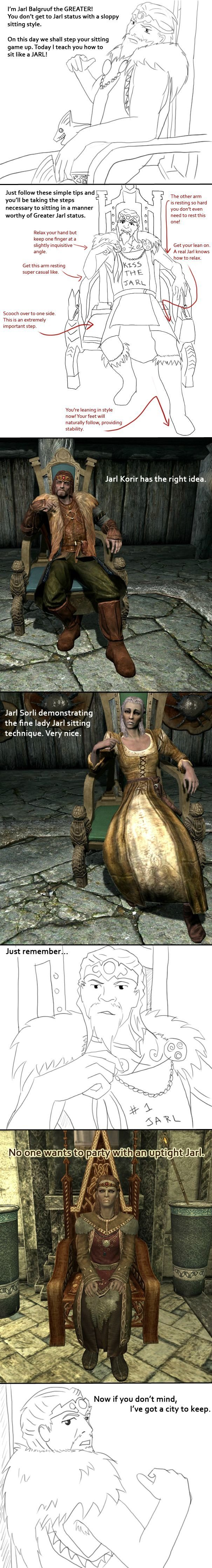 Party like a Jarl. this here is the description. I' m Jeri GREATER! You don' t get to Jan status with a sloppy sitting style. on this day we shall step your sit