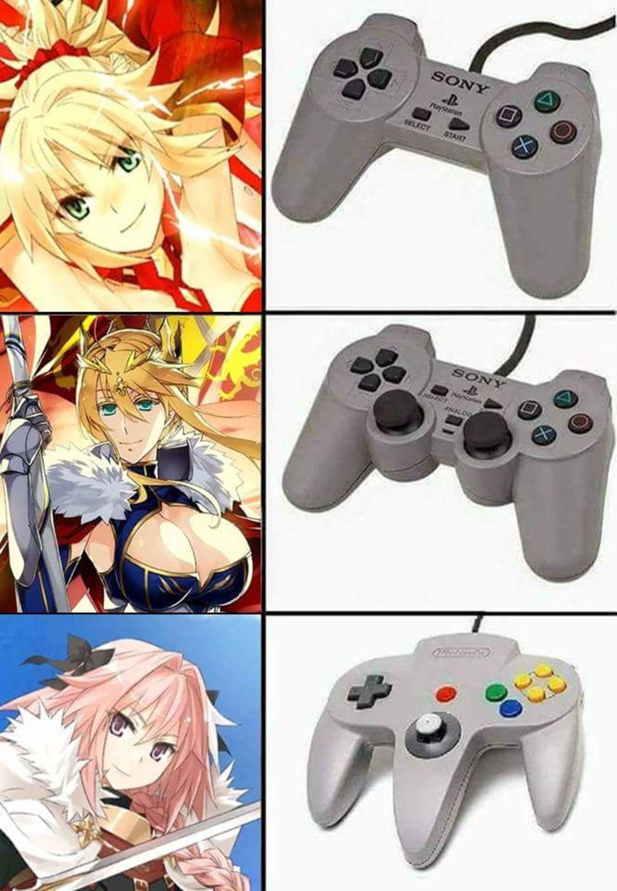 "Pass The Controller Bro. join list: SmolHol (1445 subs)Mention History join list:. >make a girl character >dress it like a girl >have it act like a girl >have it voiced by a girl >""oh its got a dick"" ""Wow it got a"