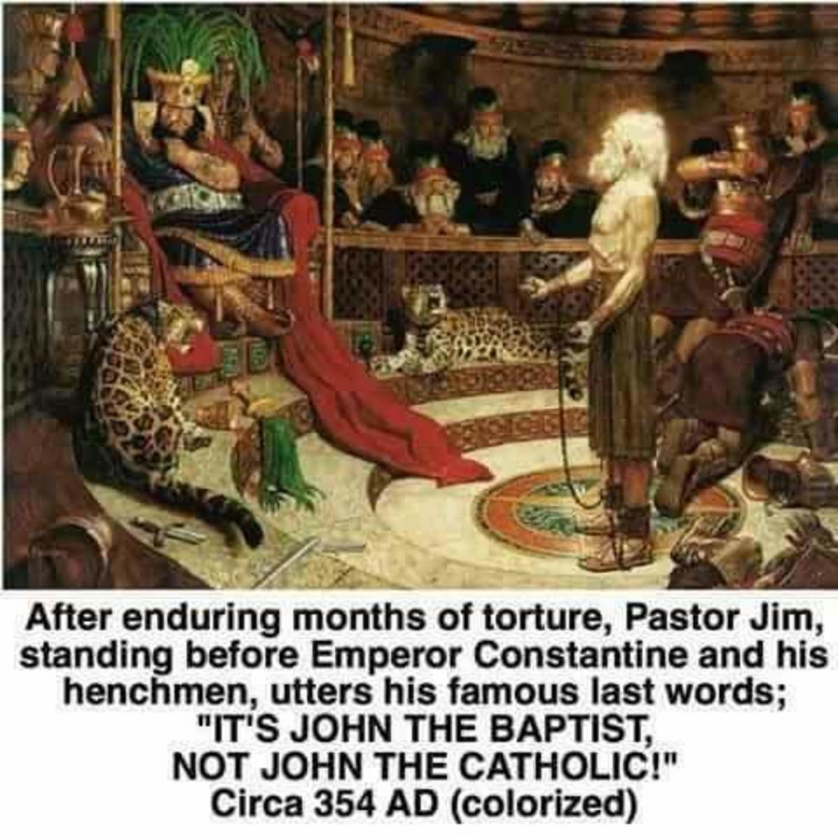 Personal Stash of Christian Memes. Please note that I do not hold the views of these memes as my own. It's a collection of all sorts of people and includes bant