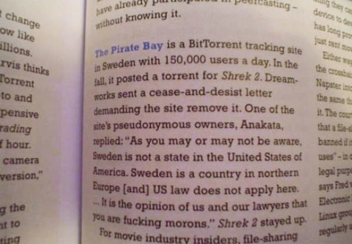"""Pirate Bay"". .. Remember when KAT and TPB was good?"
