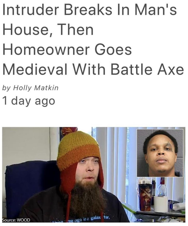Purge the Heretics EX. .. Nice hat.