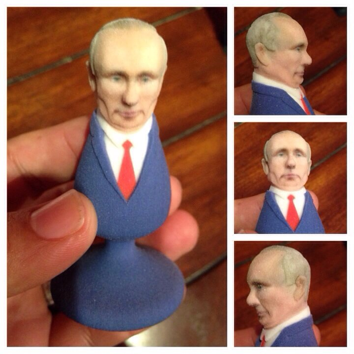Putin is just a pain in the ass. You can now stick communism up your ass!.. Don't worry I care.