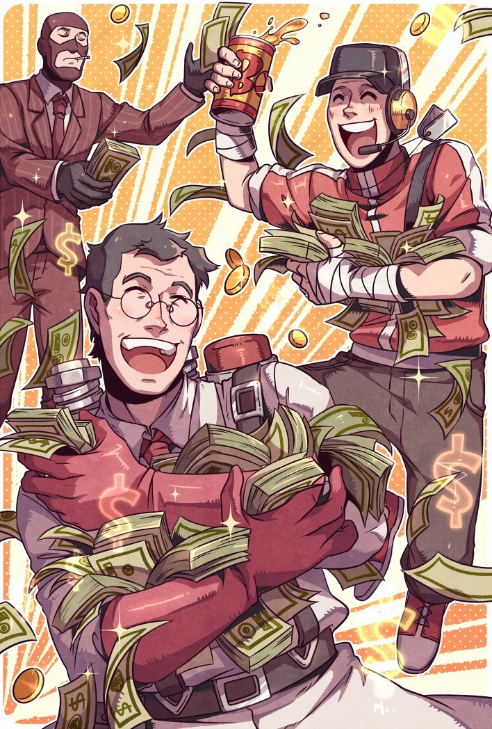 Random TF2 stuff. Alright let's get started. Note that for some I couldn't find any source so I just linked them to the tf2 community forums. https://steamcommu